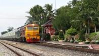 Trains in Thailand