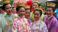 Traditional Phuket Dress