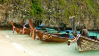 Phuket longtail boats