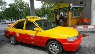 Phuket meter taxi