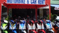 Motorbike rental