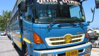 Phuket buses